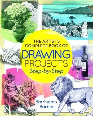Complete Book Of Drawing Projects