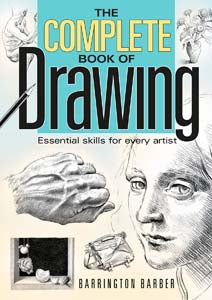 Artist's Complete Book Of Drawing (Flexi)