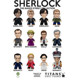 Sherlock TITANS: The 221B Baker Street Collection (Single Unit)