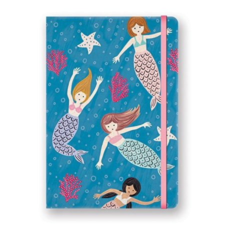 Mermaid Tales Compact Deconstructed Journal