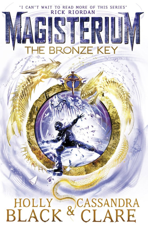 Magisterium: The Bronze Key - Book 3