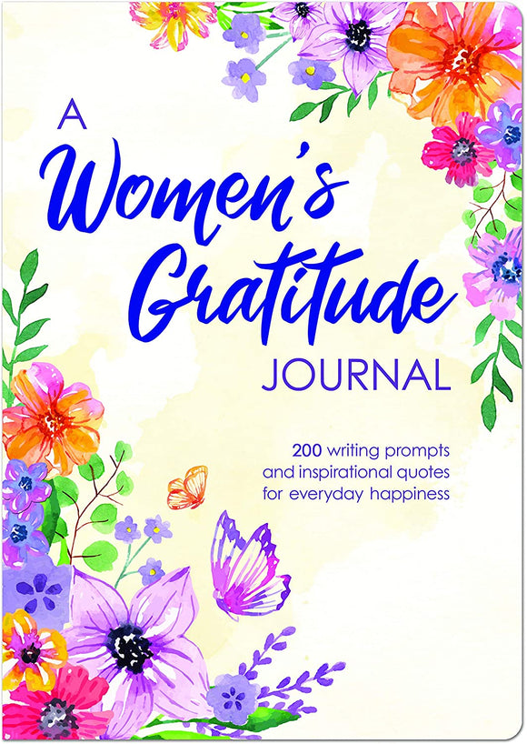 A Women's Gratitude Journal