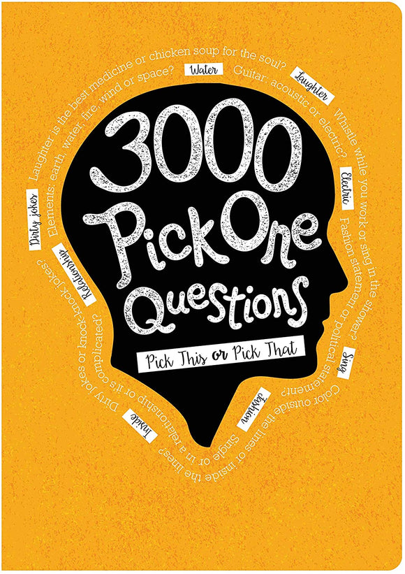 3000 You Pick Questions