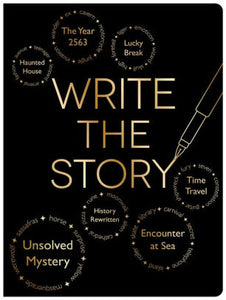 Write the Story: Creative Writing Journal Notebook
