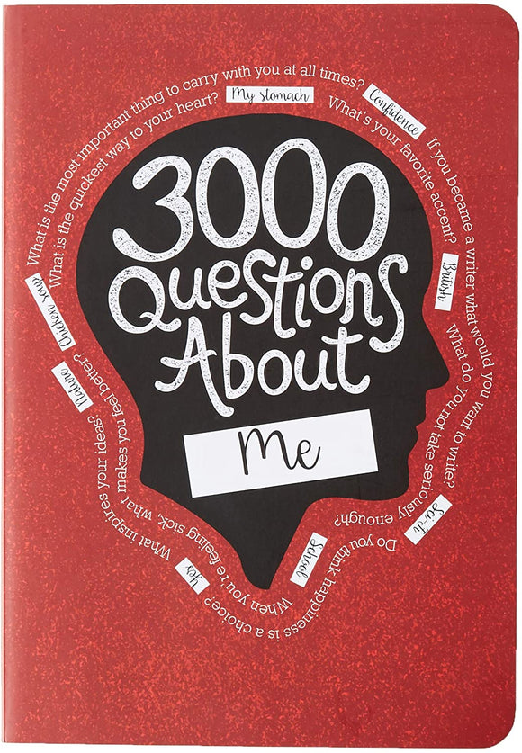 3000 Questions About Me