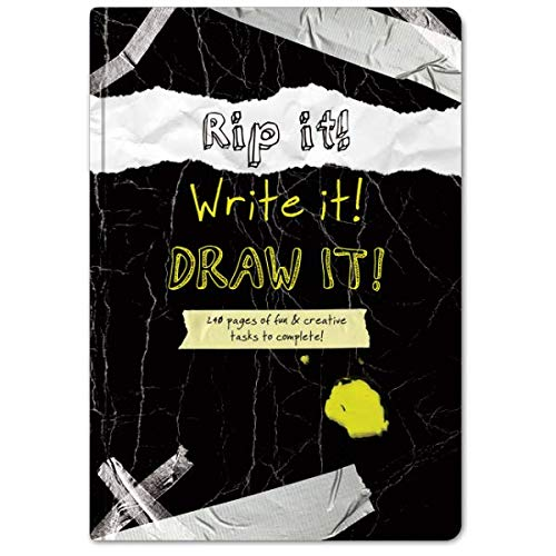 Rip It Write It Draw It