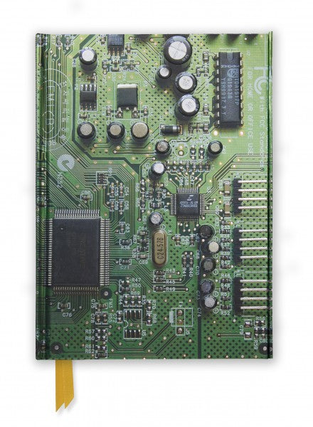 Circuit Board Green Journal