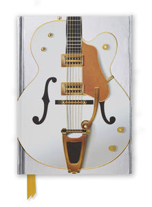 Gretsch Falcon White Guitar Journal