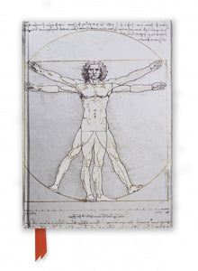 Leonardo Da Vinci: Vitruvian Man Journal