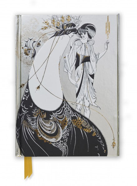 Aubrey Beardsley: The Peacock Skirt Journal