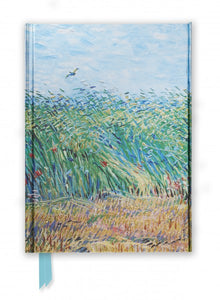 Vincent Van Gogh: Wheatfield With A Lark Journal
