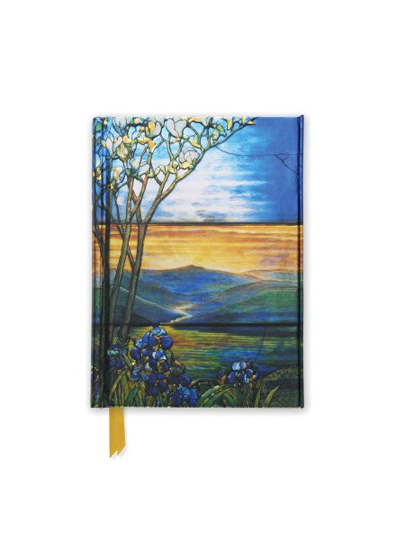 Louis Comfort Tiffany: Magnolia Tree Pocket Journal