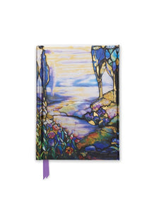 Louis Comfort Tiffany: Cypress & Lilies Pocket Journal