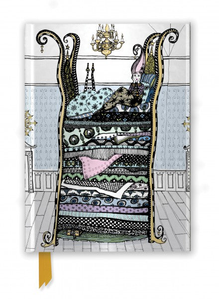 Susannah Peacock: Princess and the Pea Journal