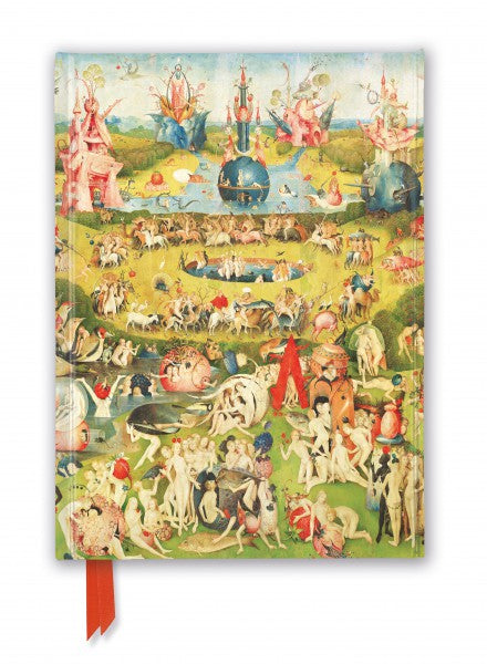 Hieronymus Bosch: Garden Of Earthly Delights Journal