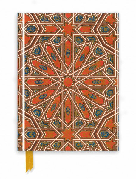 Owen Jones: Alhambra Ceiling Journal