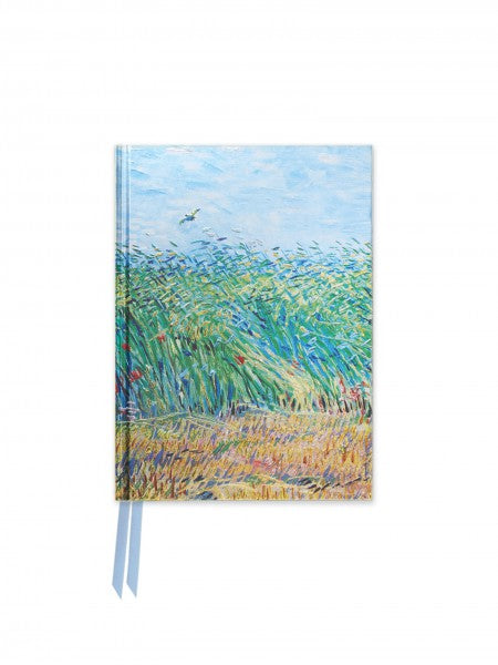 Vincent Van Gogh: Wheat Field with Lark Pocket Journal