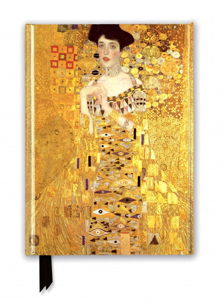 Gustav Klimt: Adele Bloch-Bauer I Journal