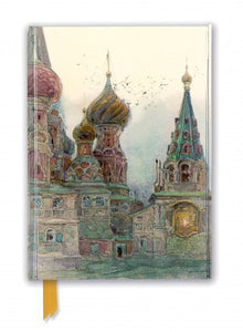 George Kossiakoff: St Vasili Moscow Journal