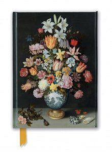 National Gallery Bosschaert: A Still Life Of Flowers Journal