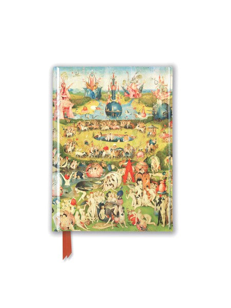 Hieronymus Bosch: Garden Of Earthly Delights Pocket Journal