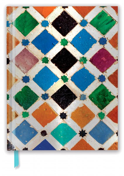 Alhambra Tile Sketch Book