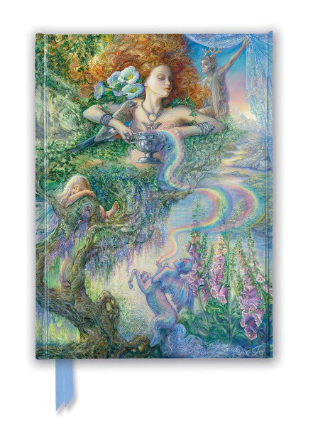 Josephine Wall: The Enchantment Journal