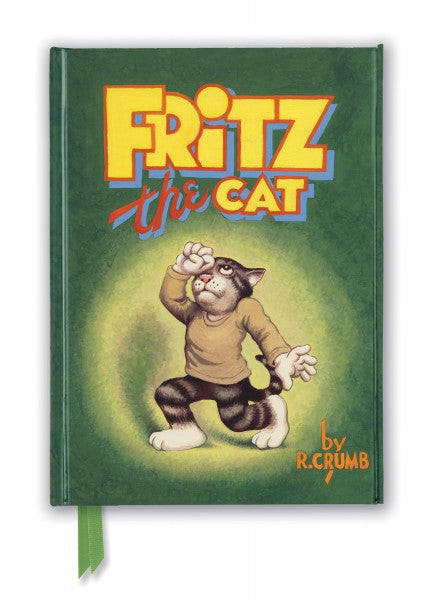 R. Crumb: Fritz The Cat Journal