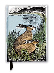Angela Harding: Rathlin Hares Journal