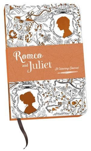 Romeo & Juliet Coloring Journal