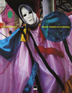 Magic Venice In Carnival (Bilingual Edition)