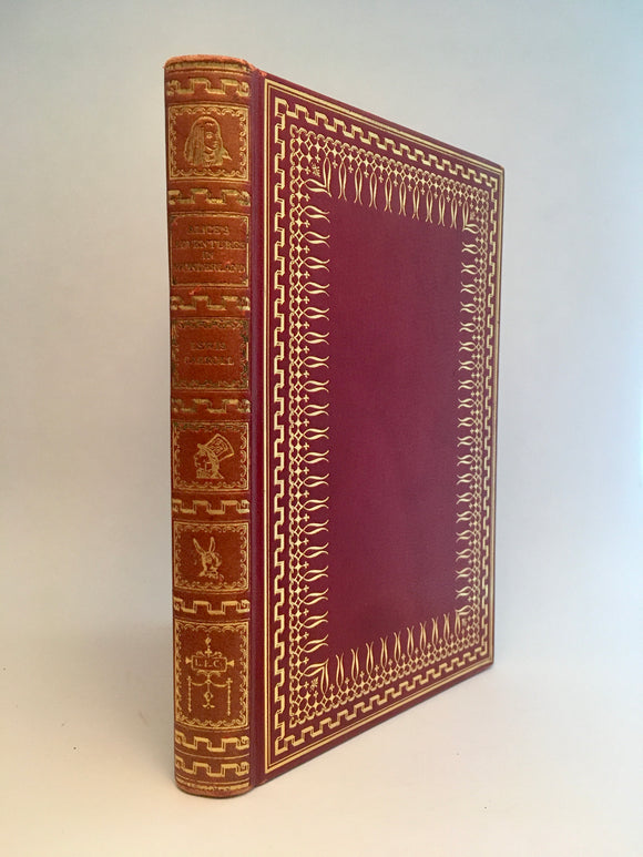 Carroll, Lewis. Alice's Adventures in Wonderland [limited edition, signed by the original Alice]