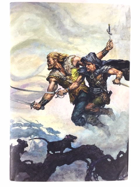Swords and Deviltry – The Chronicles of Fafhrd & the Gray Mouser, Volume 1