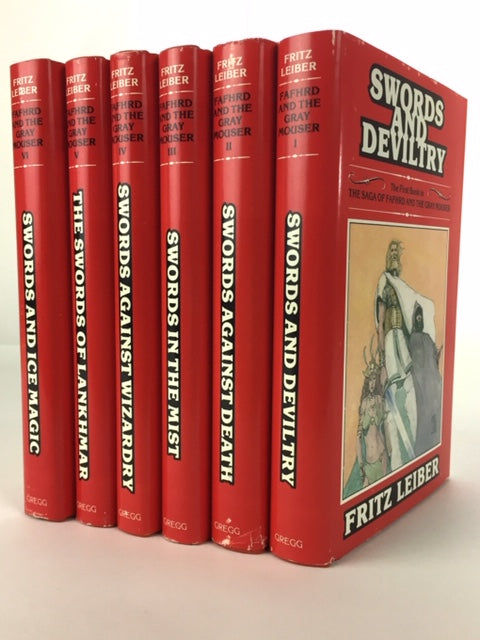 Swords and Deviltry – The Chronicles of Fafhrd and the Gray Mouser