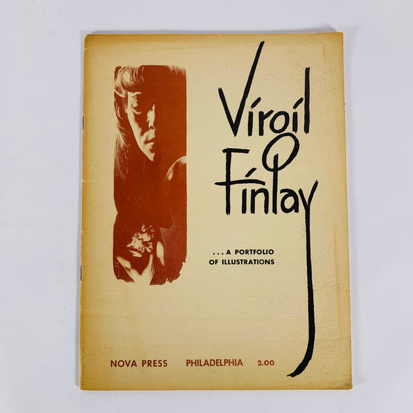 Virgil Finlay…A Portfolio of Illustrations [limited edition]