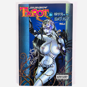 Balent, Jim. Tarot Witch of the Black Rose: Volume 2 [signed]