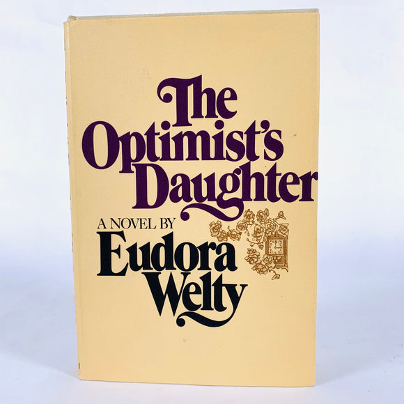 Welty, Eudora. The Optimist's Daughter [signed first edition]