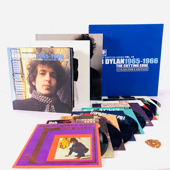 Dylan, Bob. Bootleg Series Volume 17, 1965 – 1966, The Cutting Edge Collector's Series
