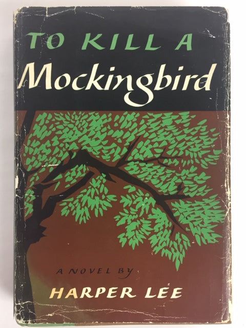 Lee, Harper. To Kill a Mockingbird [first edition]
