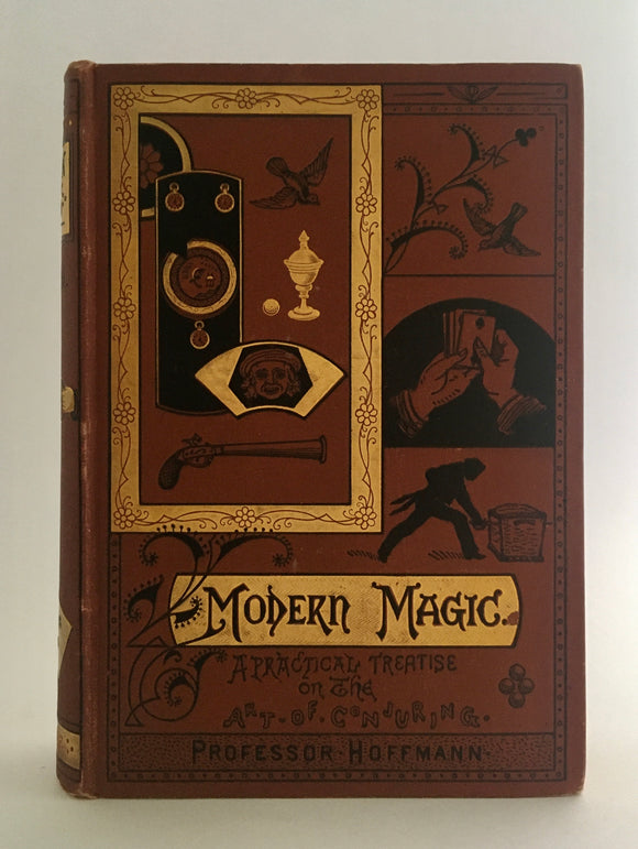 Hoffmann, Professor. Modern Magic [first US edition]