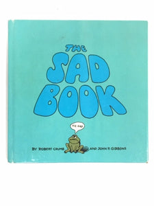 R. Crumb's The Sad Book