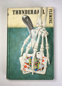 Fleming, Ian. Thunderball [first UK edition]