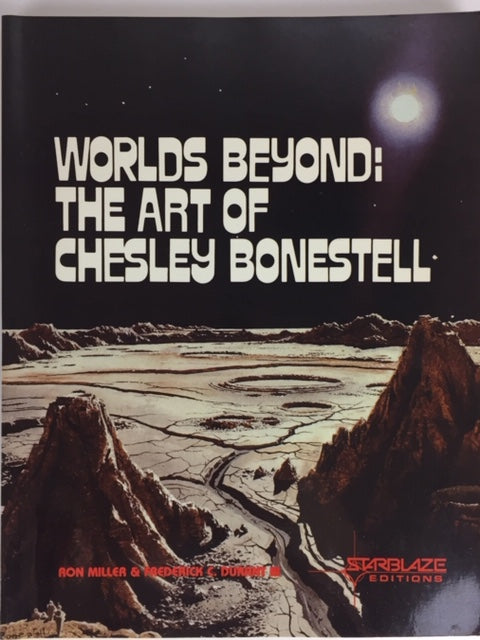 Durant III, Frederick C. and Ron Miller. Worlds Beyond: The Art of Chesley Bonestell
