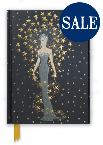 Erte: Starstruck Pocket Journal