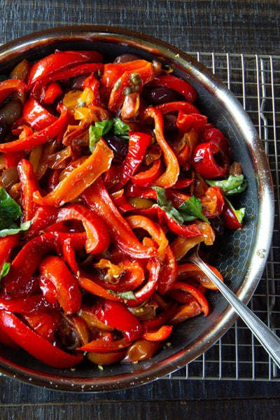 House Roasted Peppers