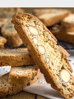 Cantucci Almond Cookies