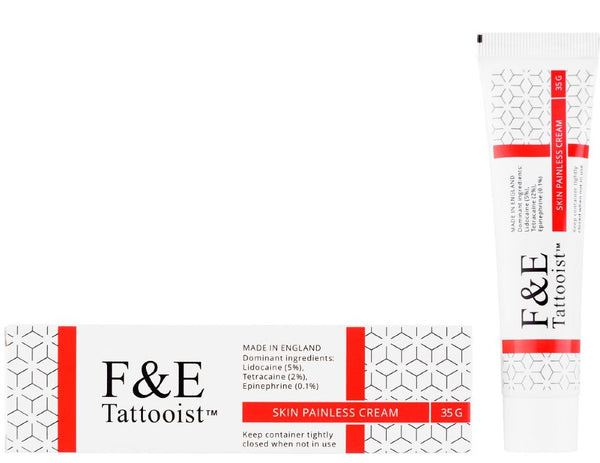ANESTHETIC F&E TATTOOIST - RED EDITION 35 G