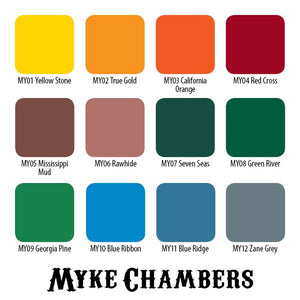 Eternal Ink - Myke Chambers Signature Series Set- 12pc - 30ml