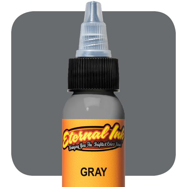 Eternal Ink - 30ml - Gray