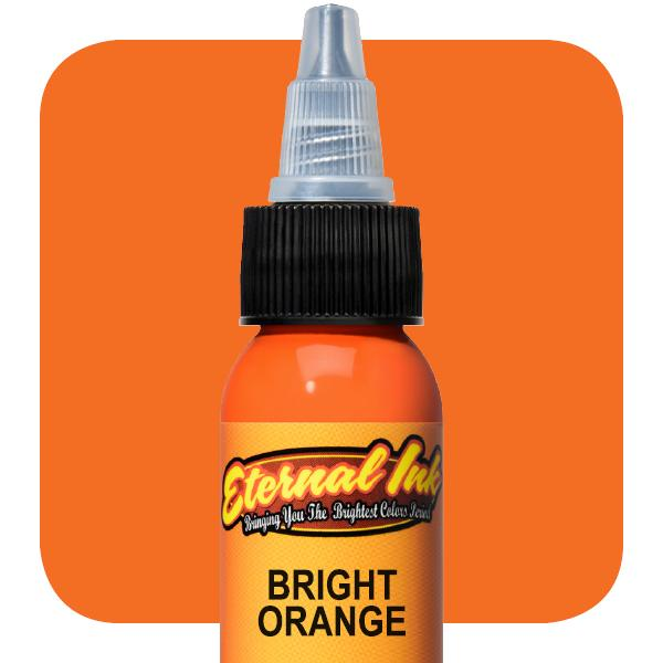 Eternal Ink - 30ml - Bright Orange